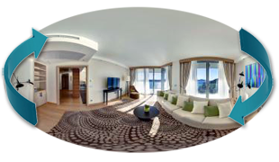 radisson blu virtual tour